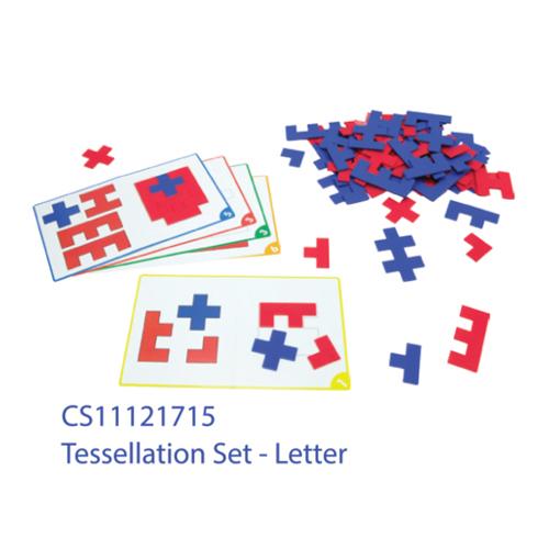 Tessellation Set - Letter