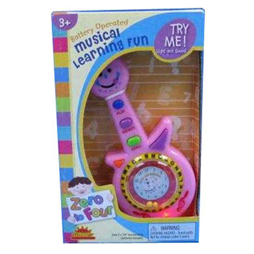 Battery-Operated Musical Toy