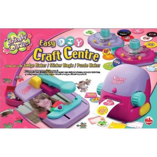 3 In 1 Craft Centre