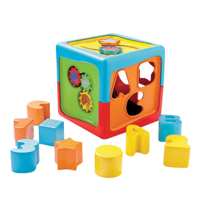 Cube Shape Sorter
