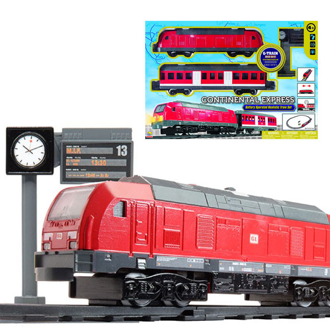 EUROPEAN EXPRESS TRAIN SET