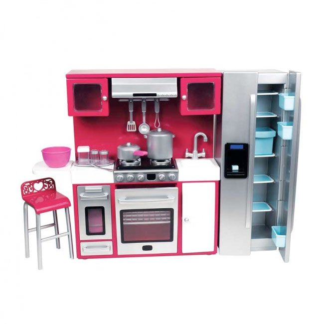 "18"" Fashion Doll - Kitchen Set"