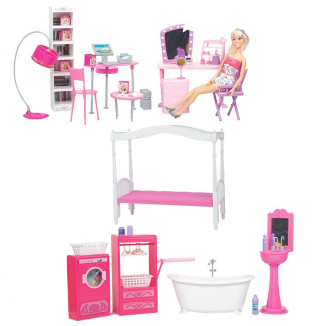 4 IN 1 LAUNDRY SET AND ACCESSORIES