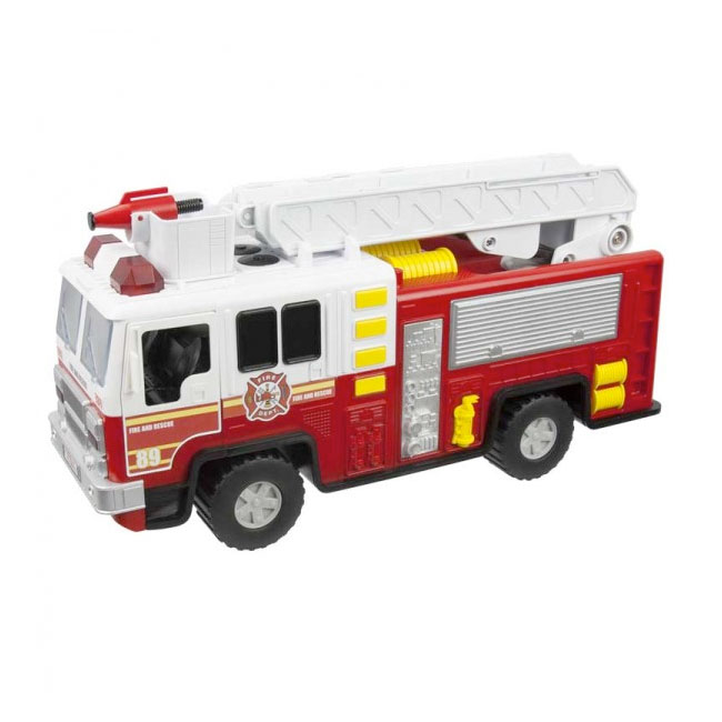 40CM FREE WHEEL FIRE ENGINE 5304