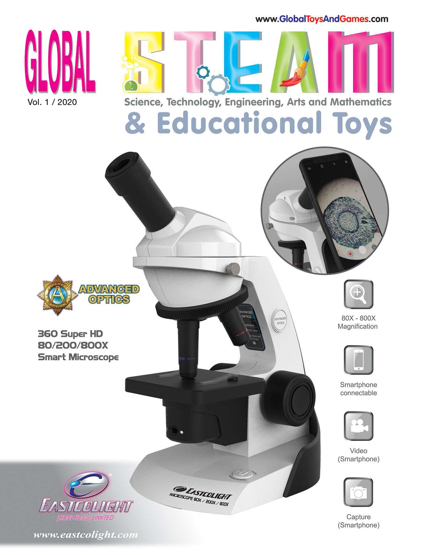 Global S.T.E.A.M. & Educational Toys