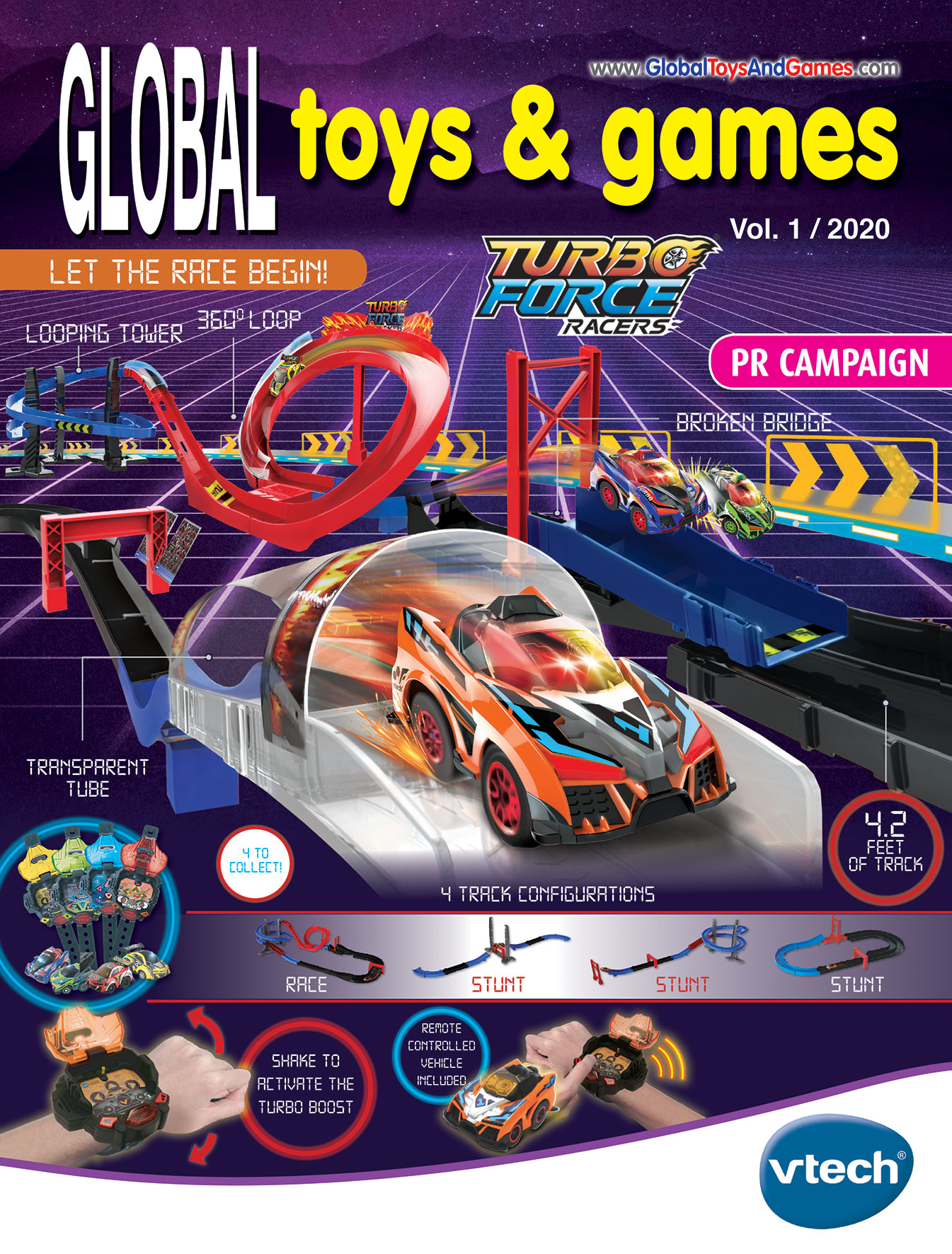 Global Toys & Games