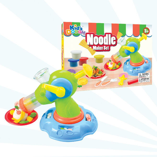 Kid's Dough -  Noodle Marker Set
