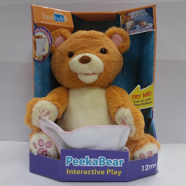 Peeka Bear