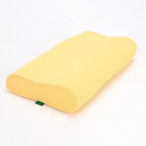 Kid to Teen Pillow (Cream Yellow)