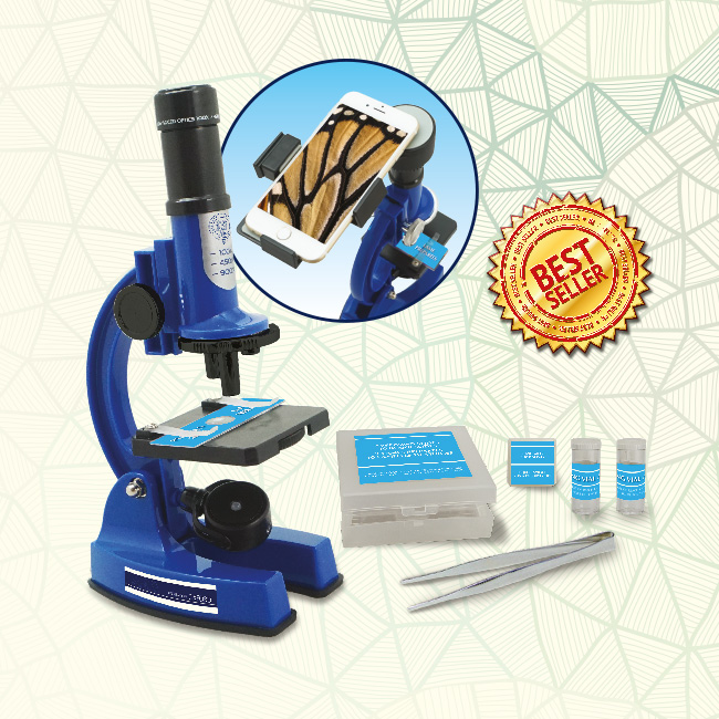 Oxford University Smart Microscope Set
