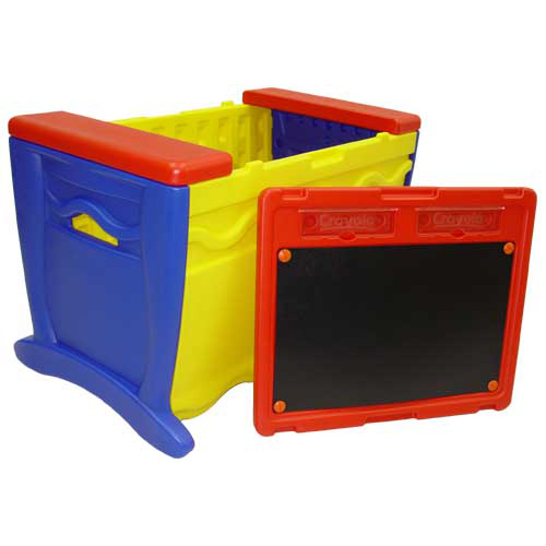 Draw N Store Toy Box