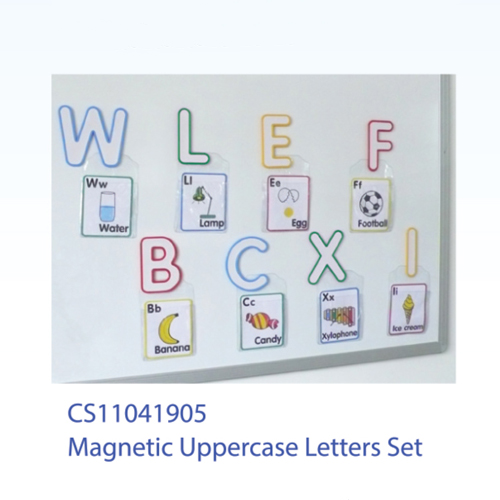 Magnetic Uppercase Letters Set